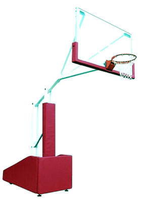 Bison T-Rex 66 Portable Basketball Goal