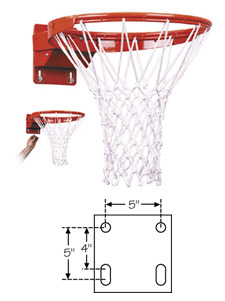First Team FT194TA Basketball Rim