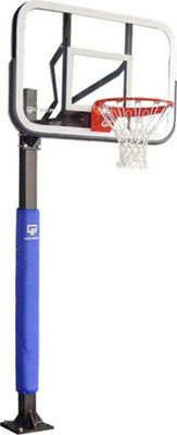 Gared Pro III Residential Basketball Goal System