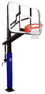 Gared Pro VIII Residential Basketball Goal System