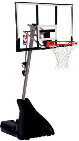 Spalding 67321 NBA Gladiator Portable Basketball Goal